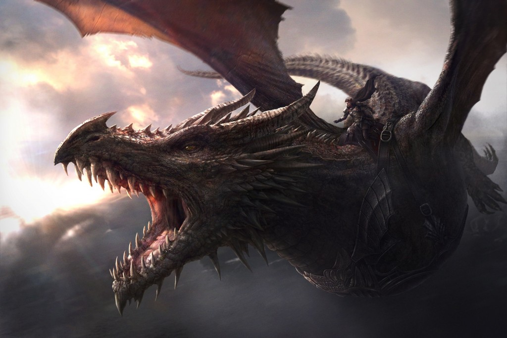 Game of Thrones ilustrace