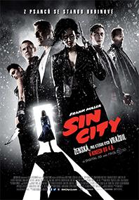 Sin City - Zenska pro kterou bych vrazdil