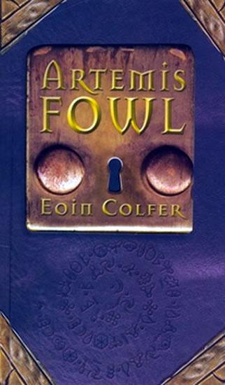 Artemis Fowl kniha