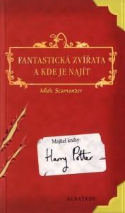 J.K. Rowling - Fantastická zvířata a kde je najít