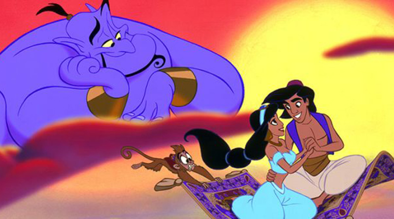 Disney rozjelo casting pro Aladina