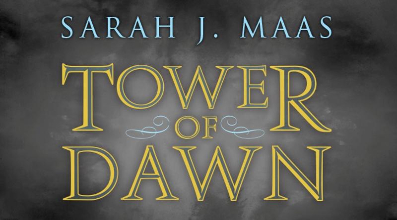 Tower of Dawn má konečně oficiální obálku
