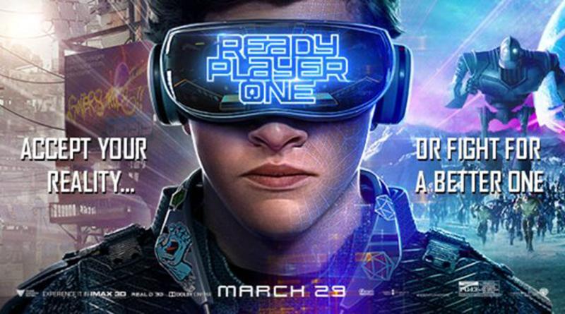 Nový trailer a plakáty k Ready Player One