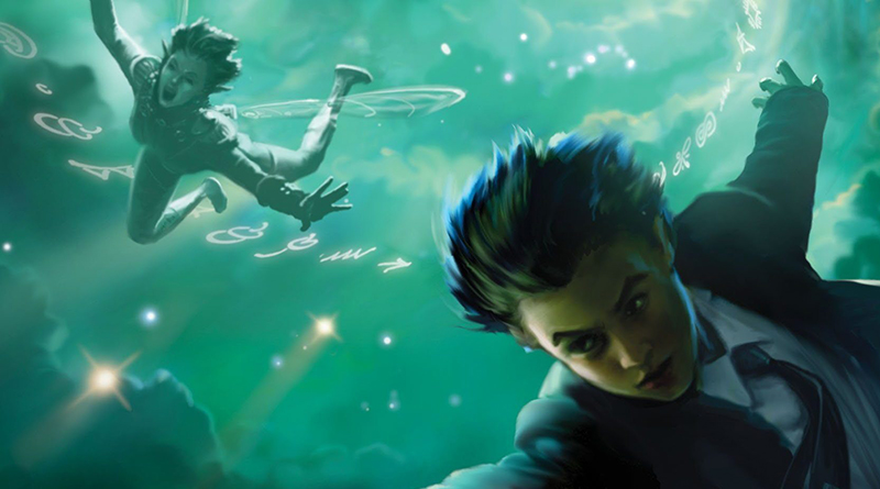 Eoin Colfer se vrátí do světa Artemise Fowla