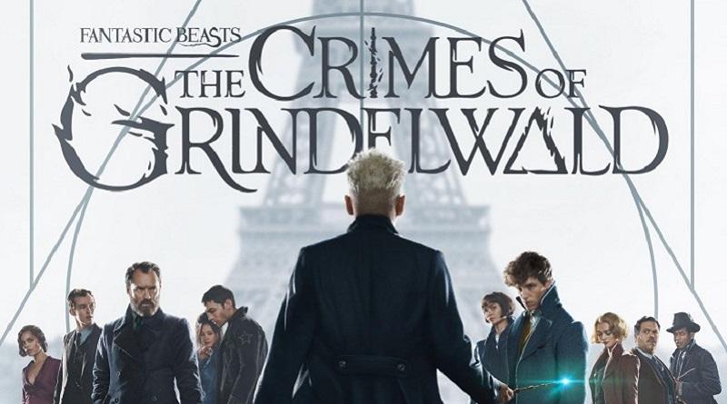 Hromada nových fotek a plakátů ke Grindelwaldovým zločinům