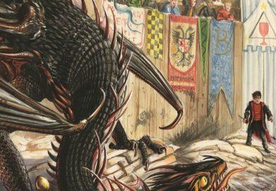 Ilustrovaný Harry Potter a Ohnivý pohár se blíží, stejně tak i interaktivní hra