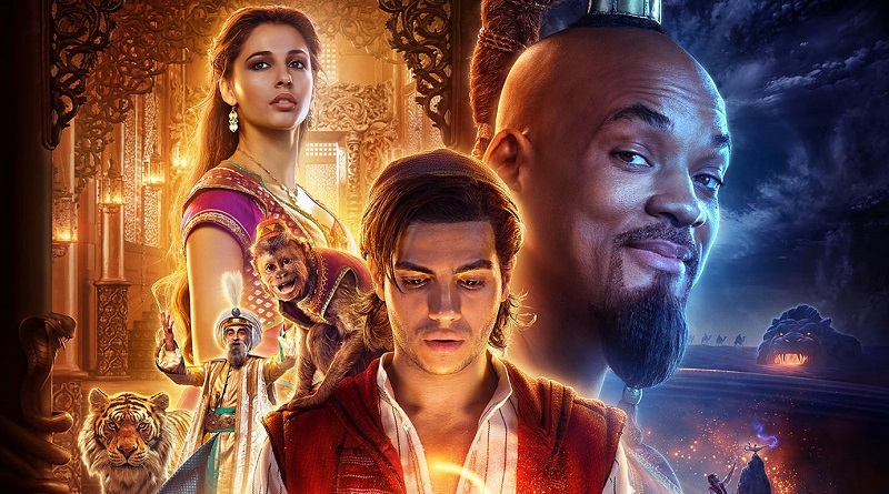 Nový trailer na Aladina i s plakátem