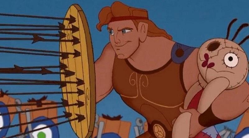 Chystá se hraná verze Herkula