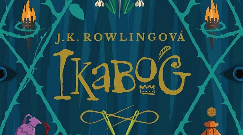 Rowlingová vydává pohádkovou knížku s ilustracemi dětí