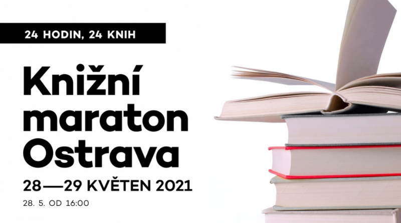Ostravský Knižní festival letos nahradí čtecí maraton