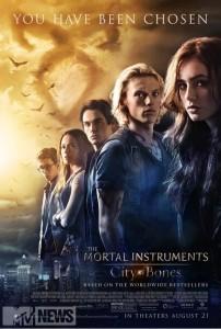 City of Bones poster 1