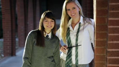 Ginny a Dana