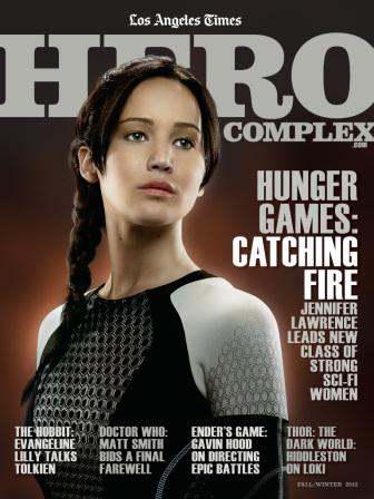 LA Hero cover