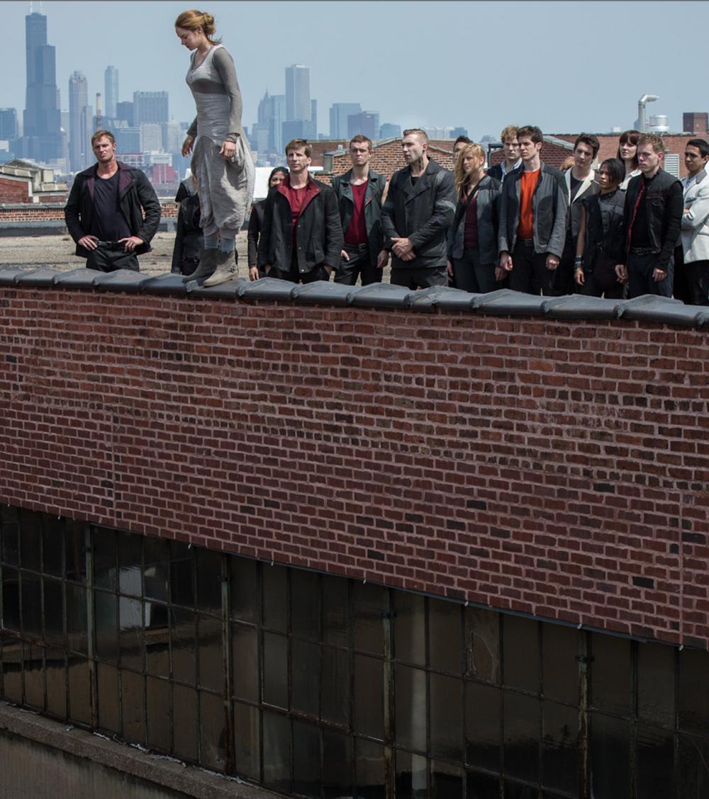 Tris jumping